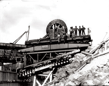 200-MW Shawinigan-2 powerhouse