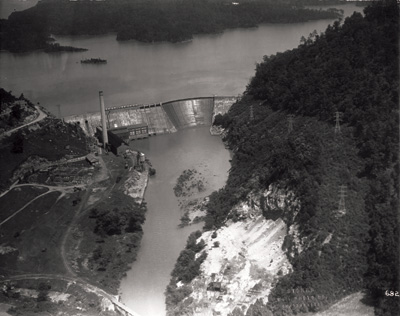 The 24-MW Ocoee Dam No. 1 project began commercial operation in 1912 to deliver electricity to Chattanooga, Tenn., and the surrounding region.