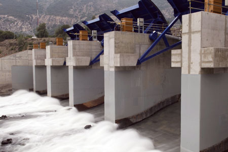 The 111 MW Chacayes project in Chile was chosen as Hydro Project of the Year at the POWER-GEN International event.