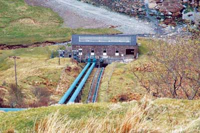 Renovation work on the 2.4 MW Storr Loch hydro plant in Scotland will include refurbishing the generators, control gear and switchgear.