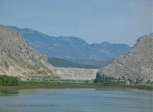 Komani Dam