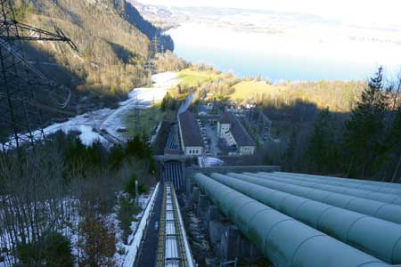 The 124 MW Walchensee hydro plant in Germany has undergone a sustainability assessment using IHA's Hydropower Sustainability Assessment Protocol.