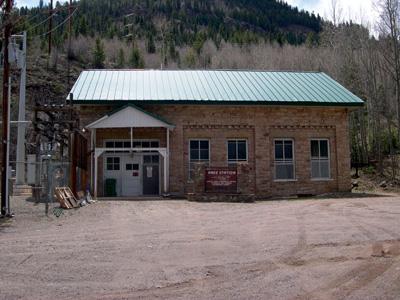 Ames Hydro Station