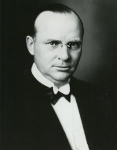 President of Calgary Power, Richard Bedford Bennett.