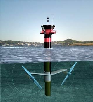 MCT Tidal Turbine
