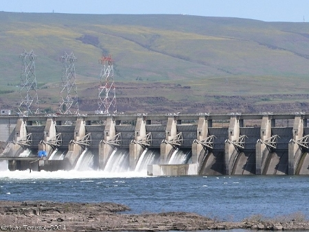 Dalles Hydropower Project