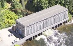 Snoqualmie Falls Hydropower Project