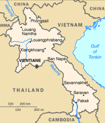 Laos signals intent to move forward with 770-MW Pak Lay hydropower project