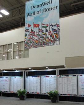 Deadline for PennWell Wall of Honor sponsorships, nominations is June 24
