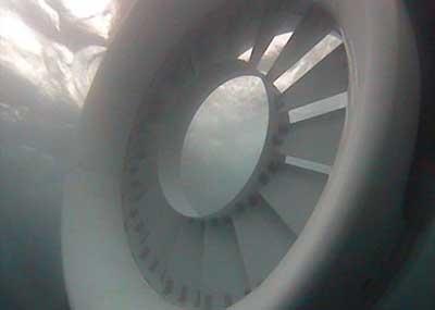 OpenHydro Tidal Turbine