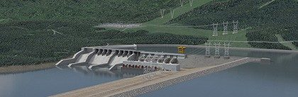 BC Hydro awards balance of plant electrical contract for 1,100-MW Site C hydroelectric