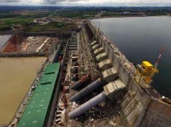 Belo Monte Hydropower Plant