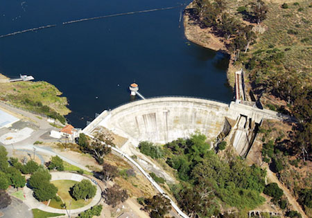 State officials said California's Sweetwater Dam poses a risk to those downstream should its owners choose not to correct a flawed spillway design.