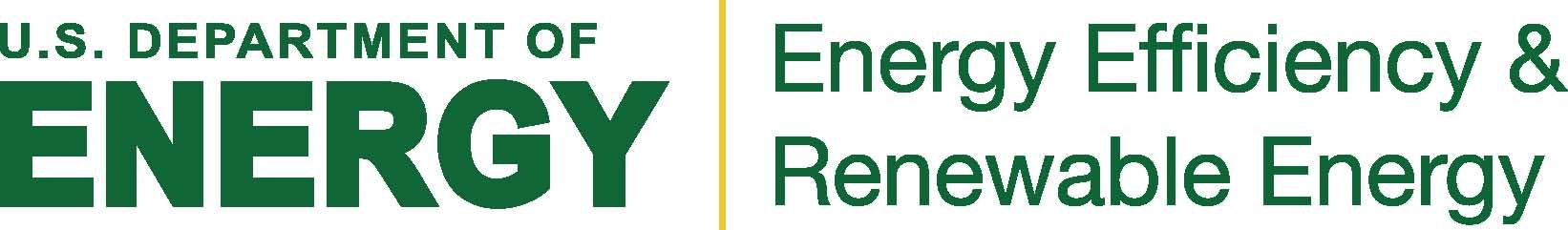 U.S. Department of Energy EERE Logo