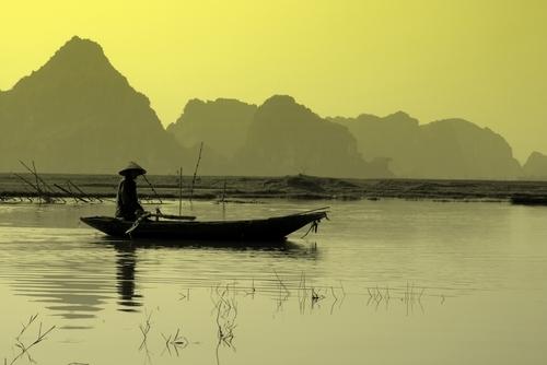 Vietnam Lake