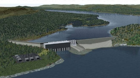 Muskrat Falls Hydropower Project