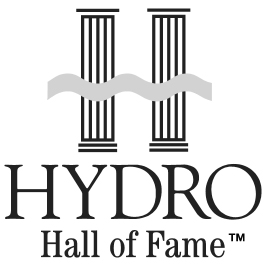 Hydro Hall of fame logo