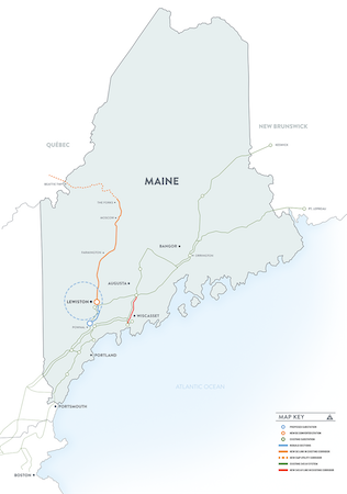 Hydro-Quebec, Central Maine Power agree to 20-year cross-border transmission terms