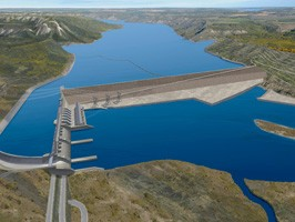 BC Hydro awards C$1.75 billion contract for Site C hydroelectric project