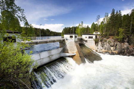 Energy Resources wins FERC permit for 8-MW hydro project