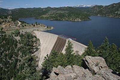 Gross Dam