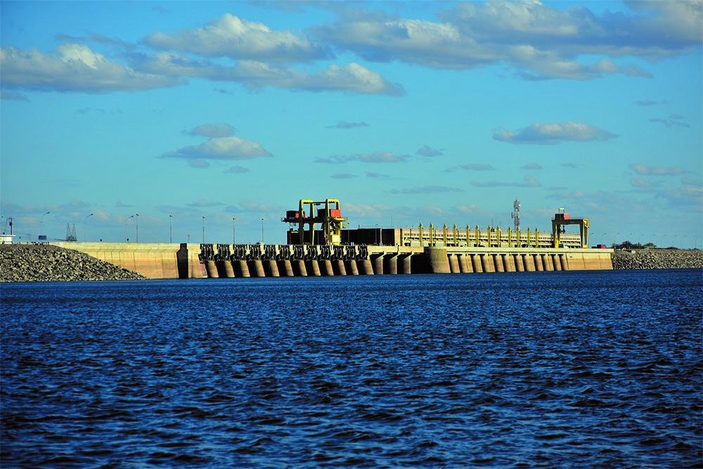 Sobradino Hydropower Plant