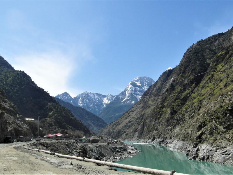 Dasu hydropower