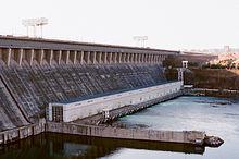 Bratsk hydroelectric