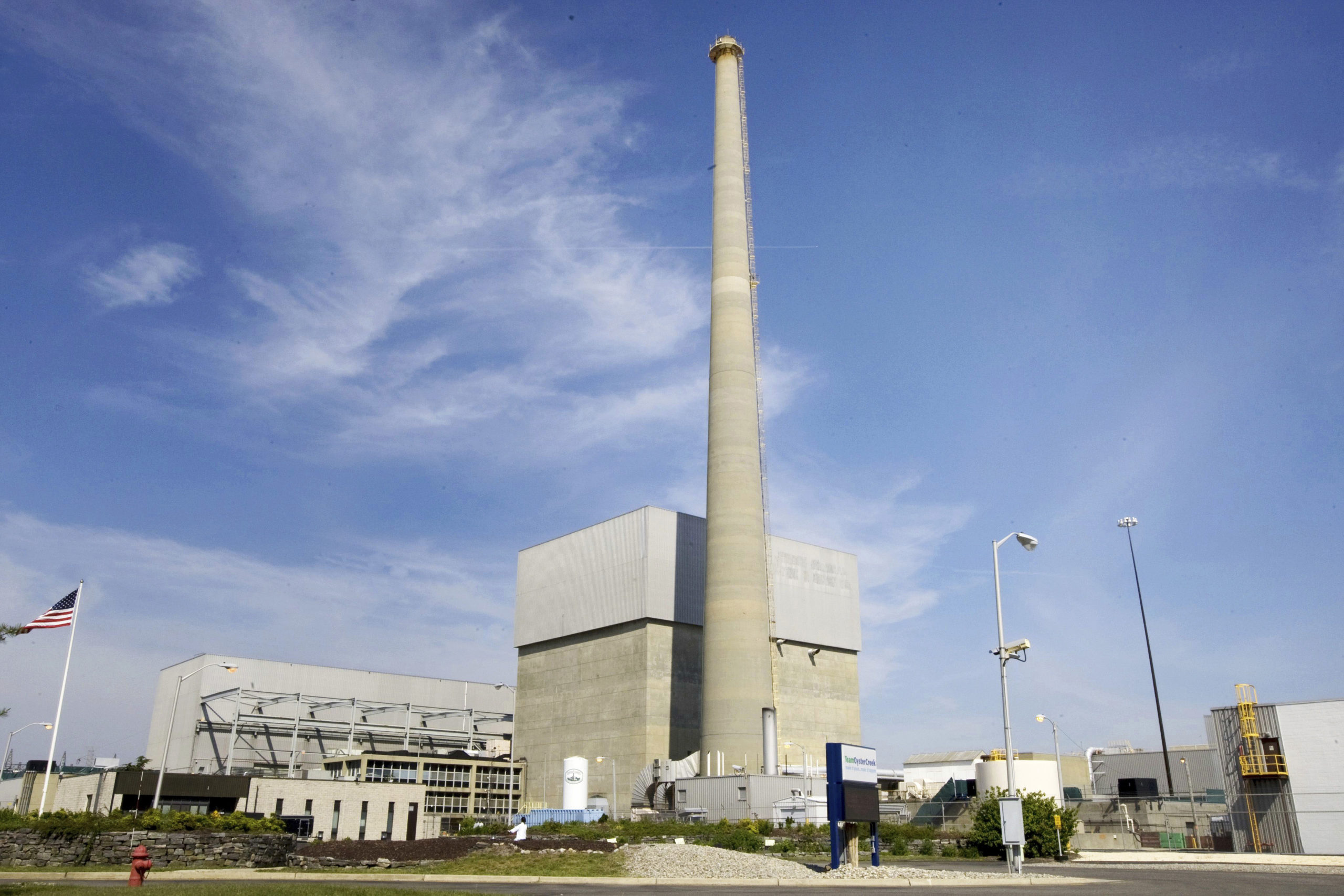 Oyster Creek Nuclear Plant Closing