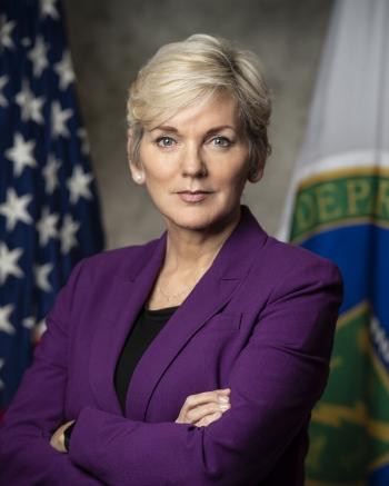 DOE Secretary Granholm