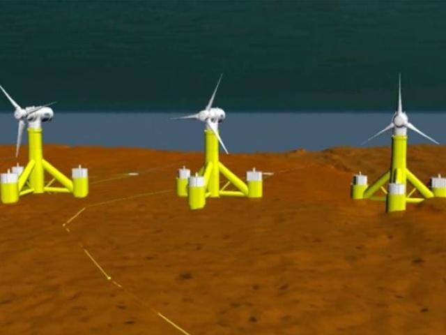 Uisce Tapa Tidal Energy