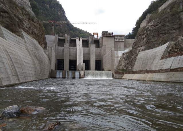 Mangdechhu dam