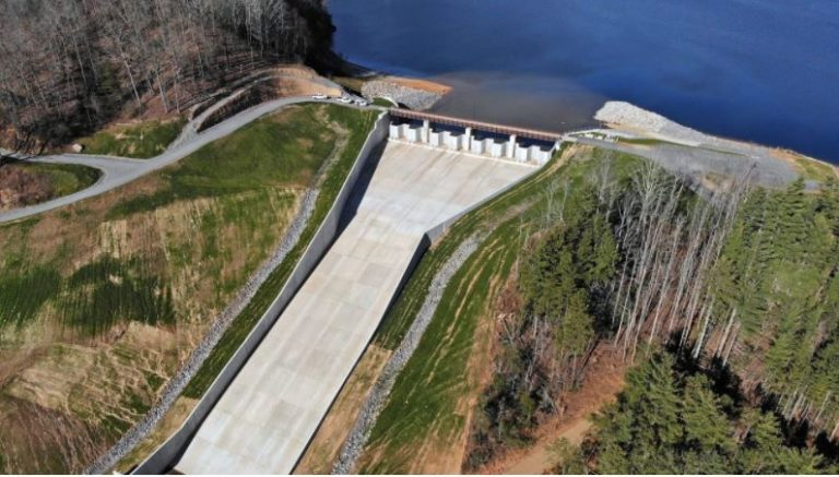 North Fork Dam wins ASDSO's National Dam Rehabilitation Project of the Year