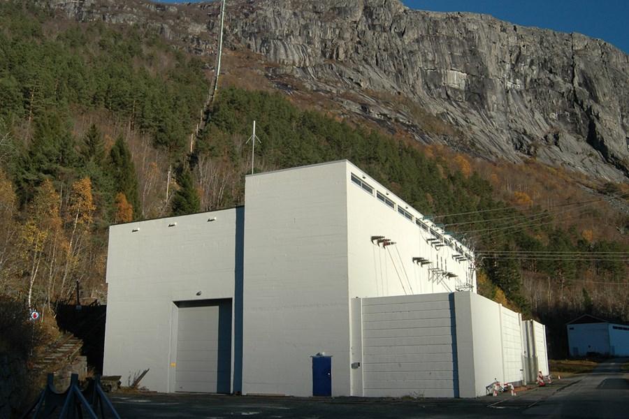 Mageli hydropower