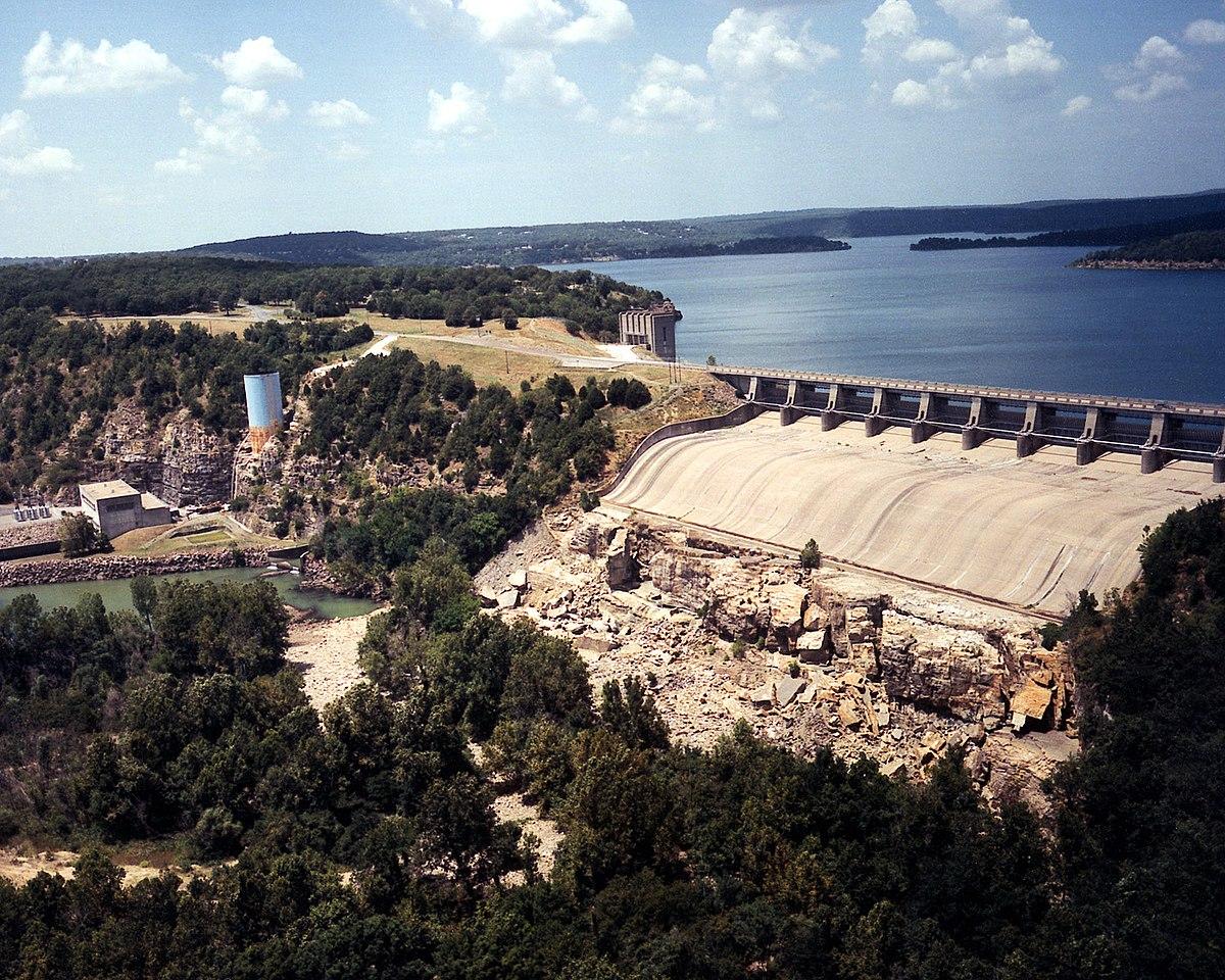 Tenkiller Dam