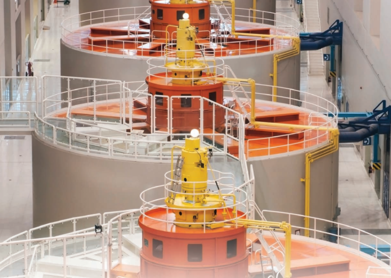 Vibration Monitoring Solutions for Hydropower Plants